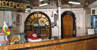 Hotel La Joya - La Paz - Recepción