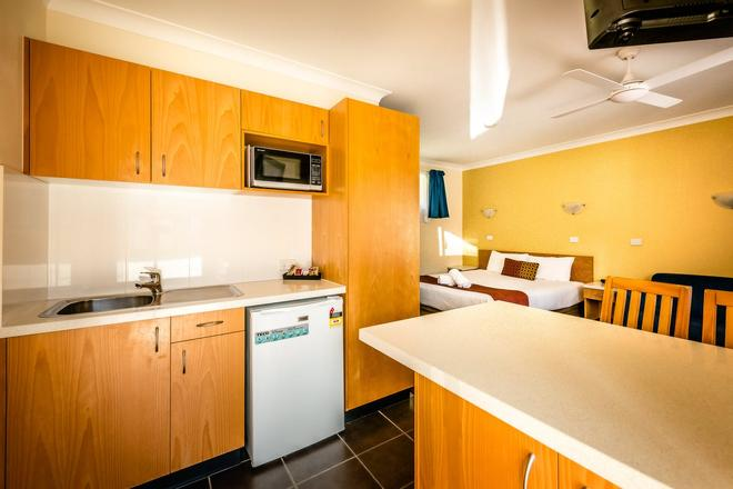 Park Beach Resort Motel - Coffs Harbour - Keittiö