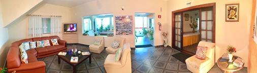 Hotel Casarao - Peruíbe - Living room