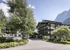 Sporthotel Beck - Brand - Building