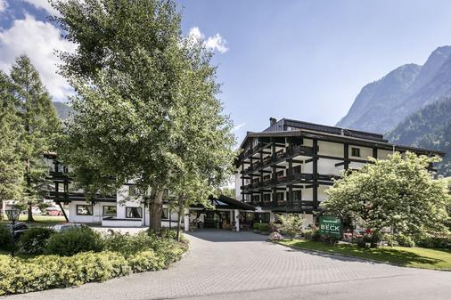 Sporthotel Beck - Brand - Edificio