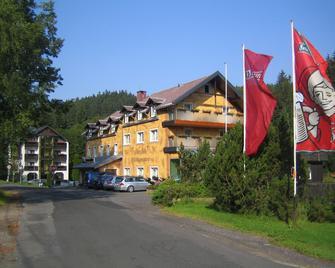 Hotel Ladenmuehle - Altenberg - Building