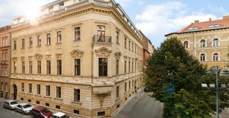Hotel Palazzo Zichy - Budapest - Byggnad
