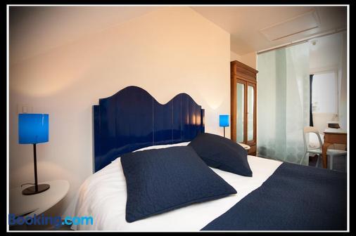 Hôtel le Prieuré - Amiens - Phòng ngủ