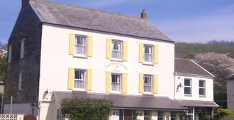 Saffron House Hotel - Ilfracombe - Building