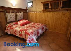 La Belette - La Thuile - Schlafzimmer