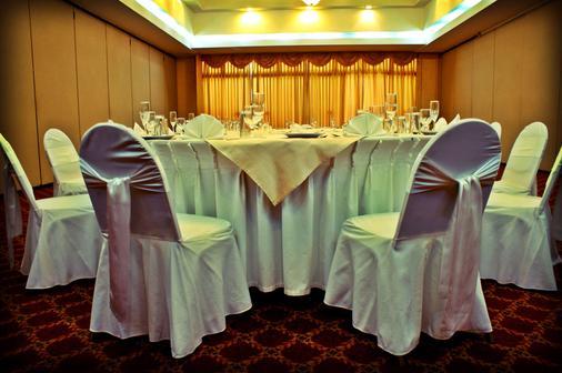 Best Western Plus Hotel Terraza - San Salvador - Juhlasali