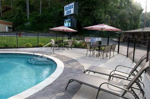 Relax Inn - Bryson City - Pool