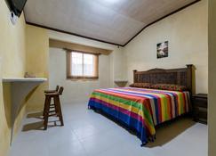 Posada del rey azucar - Salina Cruz - Bedroom