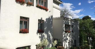 Hotel Jana - Praha - Rakennus