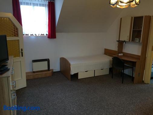 查魯普卡公寓 - 布拉格 - 臥室