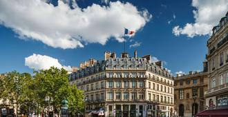 Hotel du Louvre in The Unbound Collection by Hyatt - Pariisi - Rakennus