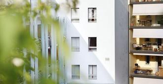 Hotel Ambassador - Lucerne - Building