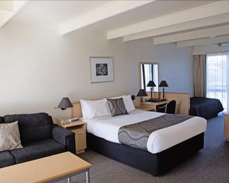 Amooran Oceanside Apartments And Motel - Narooma - Ložnice