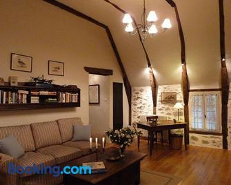 La Maisonnette - Entraygues-sur-Truyère - Living room