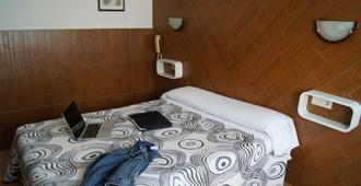 Hostal Sanmar - Figueres - Camera da letto