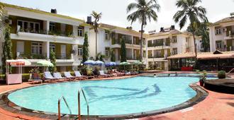 Alor Grande Holiday Resort - Candolim - Pool