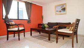 Condos in Naco - Santo Domingo - Sala de estar