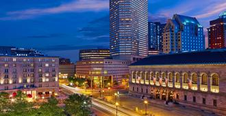 The Westin Copley Place, Boston - Boston - Gebäude