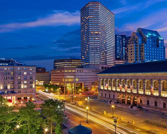 The Westin Copley Place, Boston - Boston - Building