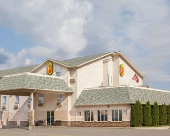 Super 8 by Wyndham Fort Frances - Fort Frances - Gebäude