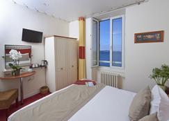 Hôtel Aux Tamaris - Roscoff - Habitación