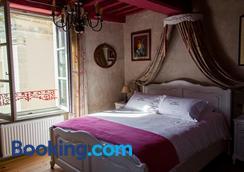 Manoir Sainte Victoire - Bayeux - Bedroom