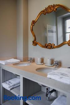Manoir Sainte Victoire - Bayeux - Bathroom