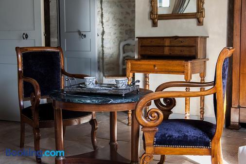 Manoir Sainte Victoire - Bayeux - Dining room