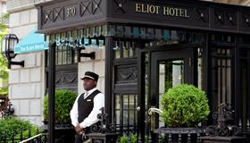 The Eliot Hotel - Boston - Edificio