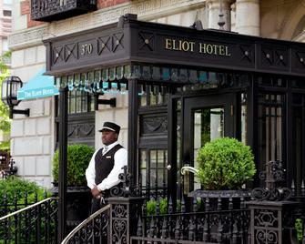 The Eliot Hotel - Boston - Building