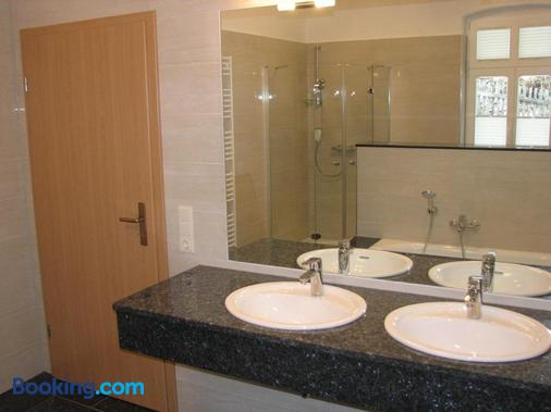 Hotel Garni Dekorahaus - Bad Schandau - Bathroom