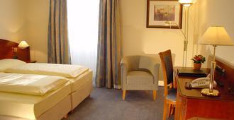 Austria Trend Hotel Schloss Wilhelminenberg - וינה - חדר שינה