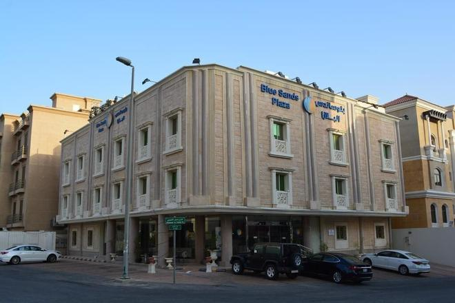 Blue Sands Plaza - Al Khobar - Rakennus