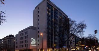 Me And All Hotel Düsseldorf - Düsseldorf - Byggnad