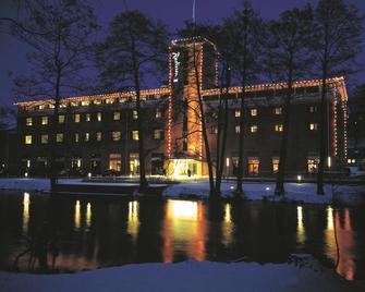 Radisson Blu Papirfabrikken Hotel, Silkeborg - Silkeborg - Вигляд зовні