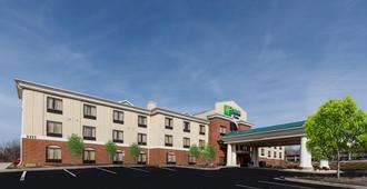 格林斯伯勒東智選假日酒店及套房 - 格林斯波羅 - 格林斯伯勒(北卡羅來納州) - 建築