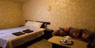 Fortuna Hotel - Leópolis - Habitación