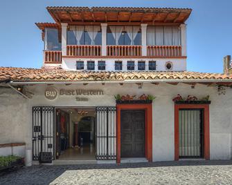 Best Western Taxco - Taxco - Gebouw