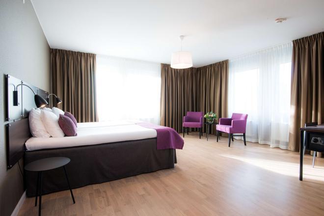 Best Western Plus Park Airport Hotel - Arlanda - Makuuhuone
