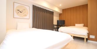 Hg Cozy Hotel No.84 Morishoji Station - Osaka - Bedroom