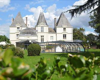 Le Domaine du Chêne Vert - Château Gontier - Gebäude