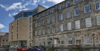 Ten Hill Place, BW Premier Collection - Edinburgh - Rakennus