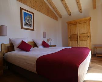 Hôtel Victoria - Chalais - Bedroom