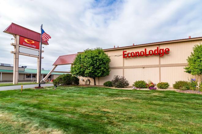 Econo Lodge - Miles City - Edificio