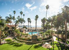 Harbor View Inn - Santa Barbara - Basen