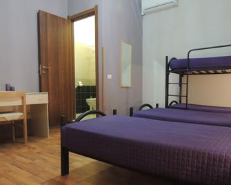 Central Station Inn - Ciampino - Schlafzimmer