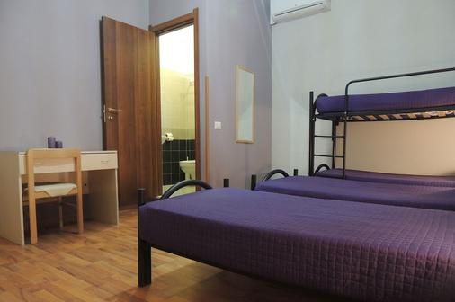 Central Station Inn - Ciampino - Bedroom