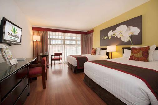 Palma Real Hotel & Casino - San José - Bedroom