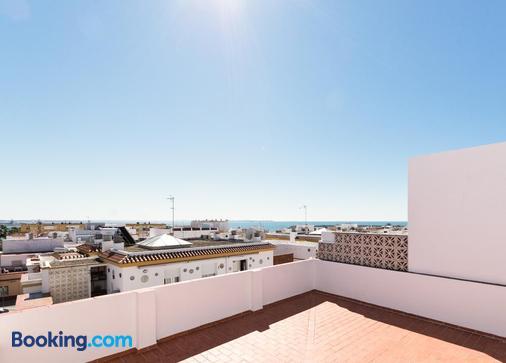 Hotel La Parrita - Rota - Balcony